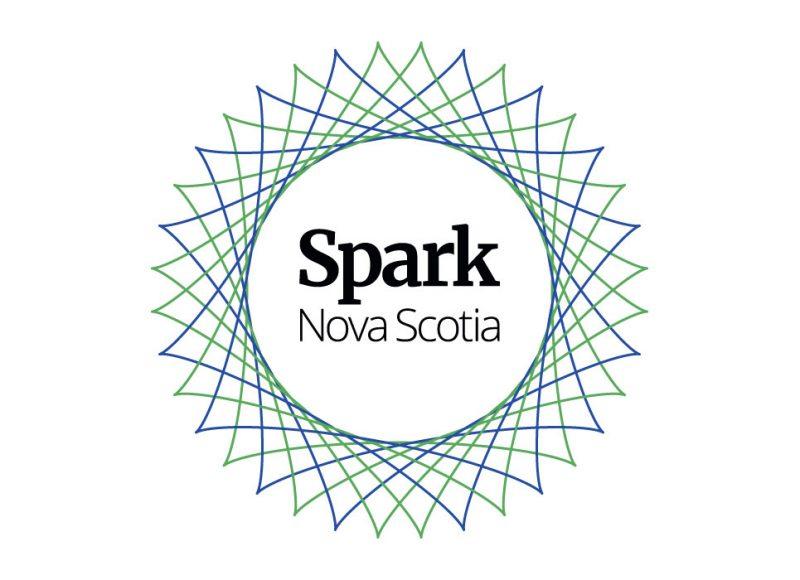 Spark Button Logo